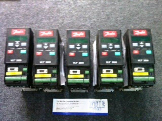 DANFOSS HVAC  VLT2800 VLT 2800 VLT 5000 VLT5000 VLT6000 VLT 6000 REPAIR MALAYSIA SINGAPORE INDONESIA