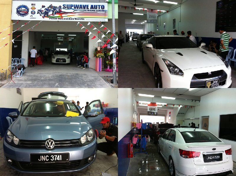 Impian Emas,JB franchise grand opening on 30 Oct 2011