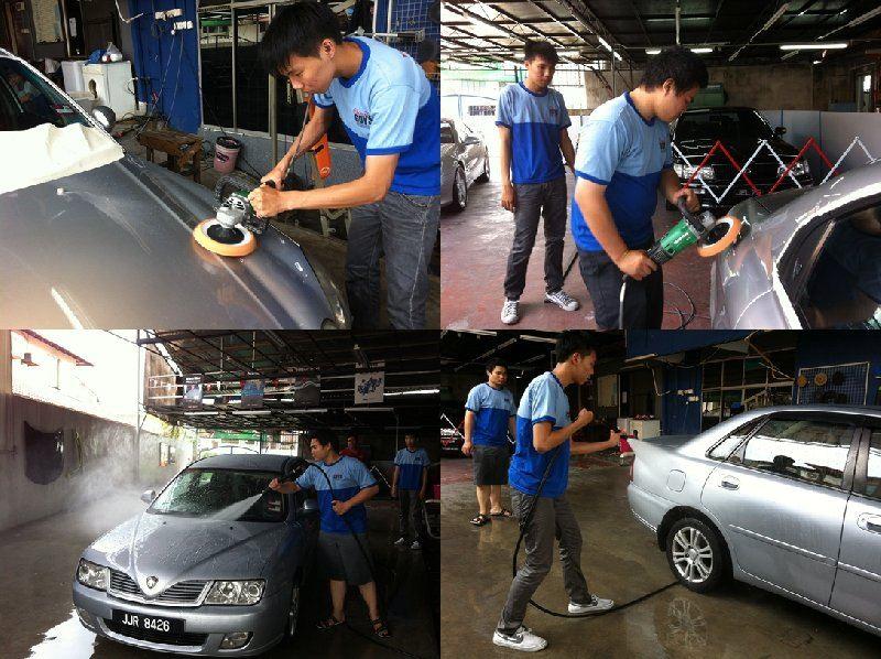 Setia Indah,Johor Bahru Franchise Training (3 June to 9 June 2012)