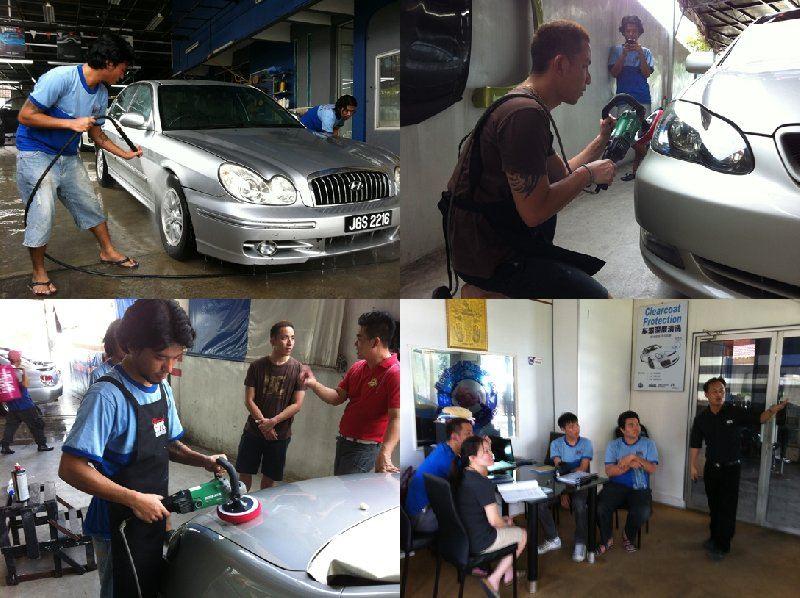 Puchong,KL Franchise Training (4 June to 8 June 2012)