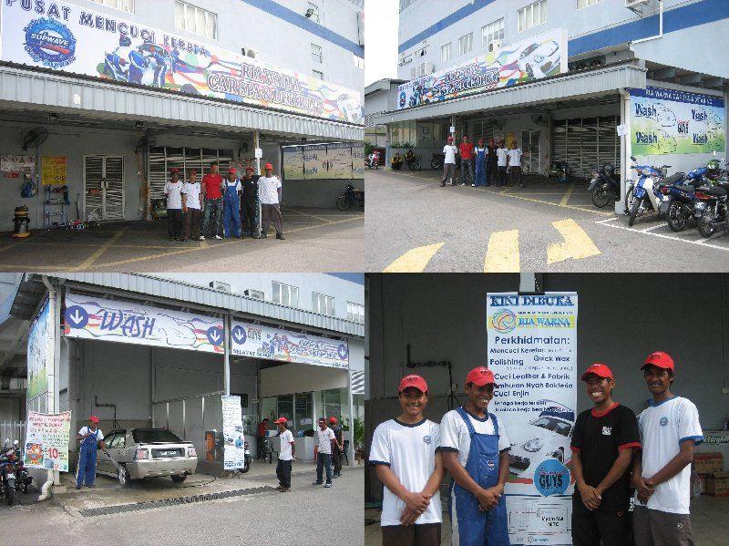 Melaka Franchise Open on 28th Jan 2011