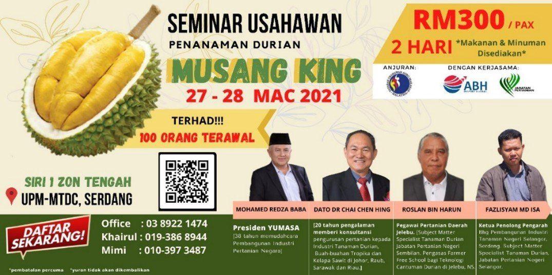 Durian Course Activities Part 2