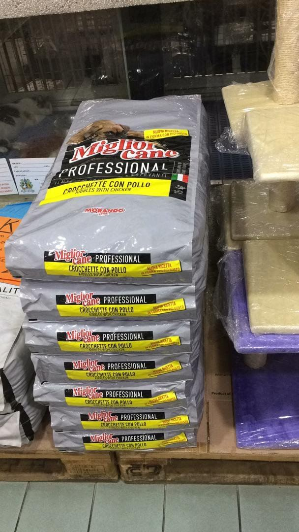 Morando Migliorcane professional dog dry food just landed in Damansara Uptown