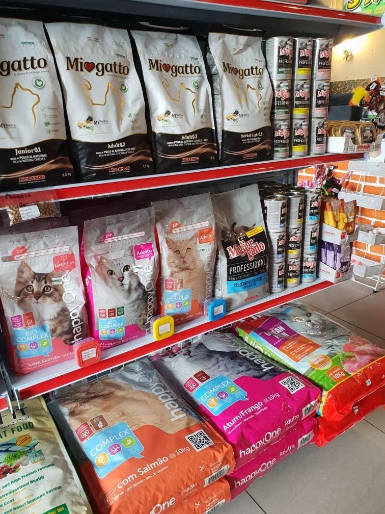 Happyone full range cat dry food landed in 88 Market Place, Kota Kinabalu