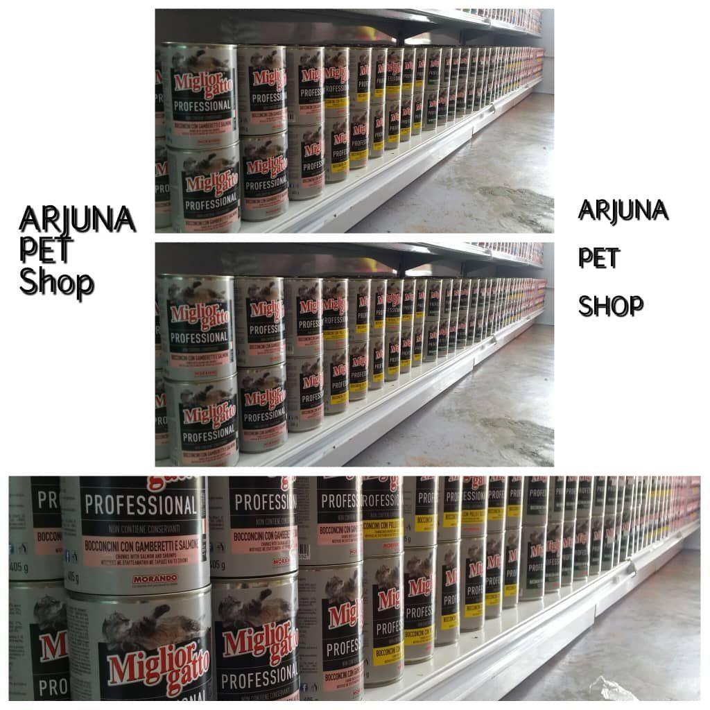 Morando migliorgatto professional cat canned food landed in Kota Samarahan, Kuching