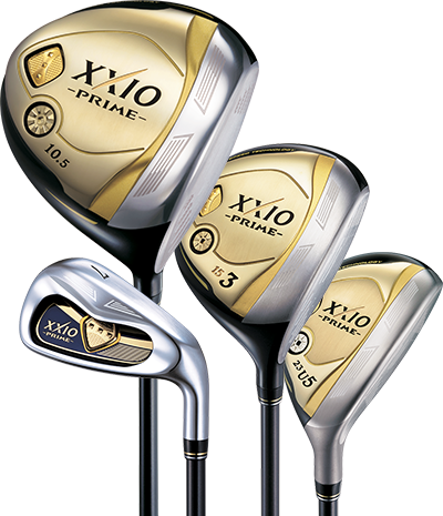 XXIO Prime Woods and Irons Now Available