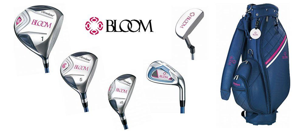 Cleveland Bloom Ladies Package Set - Suitable for all levels Entry to High Handicap