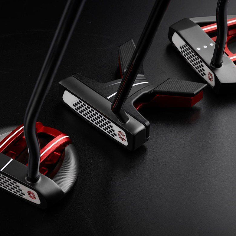 Odyssey's new EXO putters concentrate on providing stability with high moment-of-inertia features