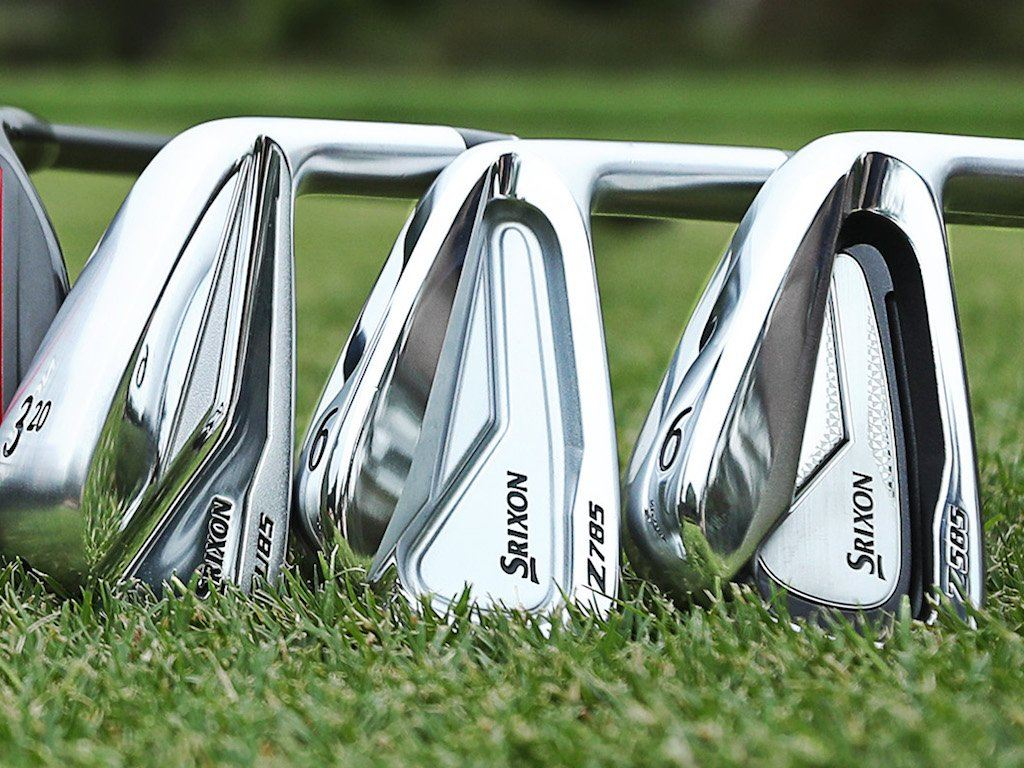 Srixon��s new Z-series irons, and utility irons 2018/2019 is available at VKGolf now!!!!