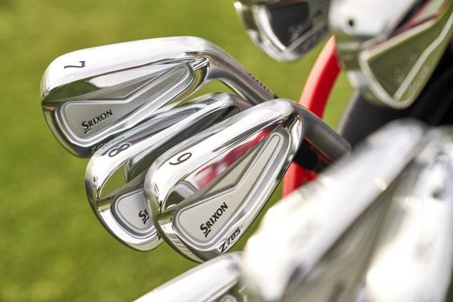 Srixon Z 585 Irons - Forged with Extreme and Maximum Forgiveness