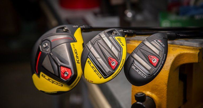Cobra King F9 Drivers, Fairways, & Hybrids �C First Look at the Lineup from VKGolf Online Golf Shelve