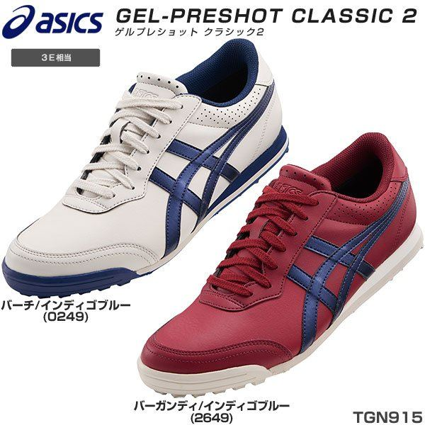 ASICS golf shoes men GEL-PRESHOT CLASSIC less 50% off Recomended Retya