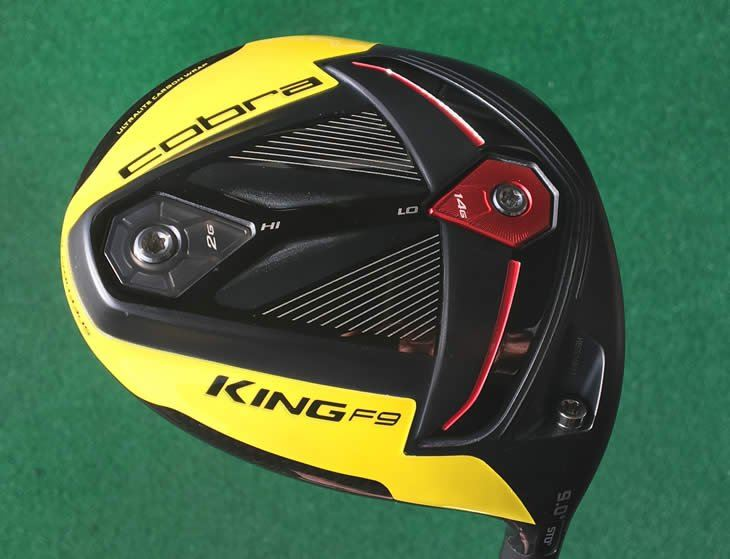 F9 Driver - A Player on the Circuit of Interest among GOLFERS Globally!