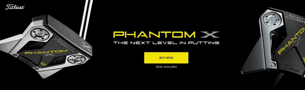 Pre Book today the new 2019/2020 Phatom Putters at VKGolf!