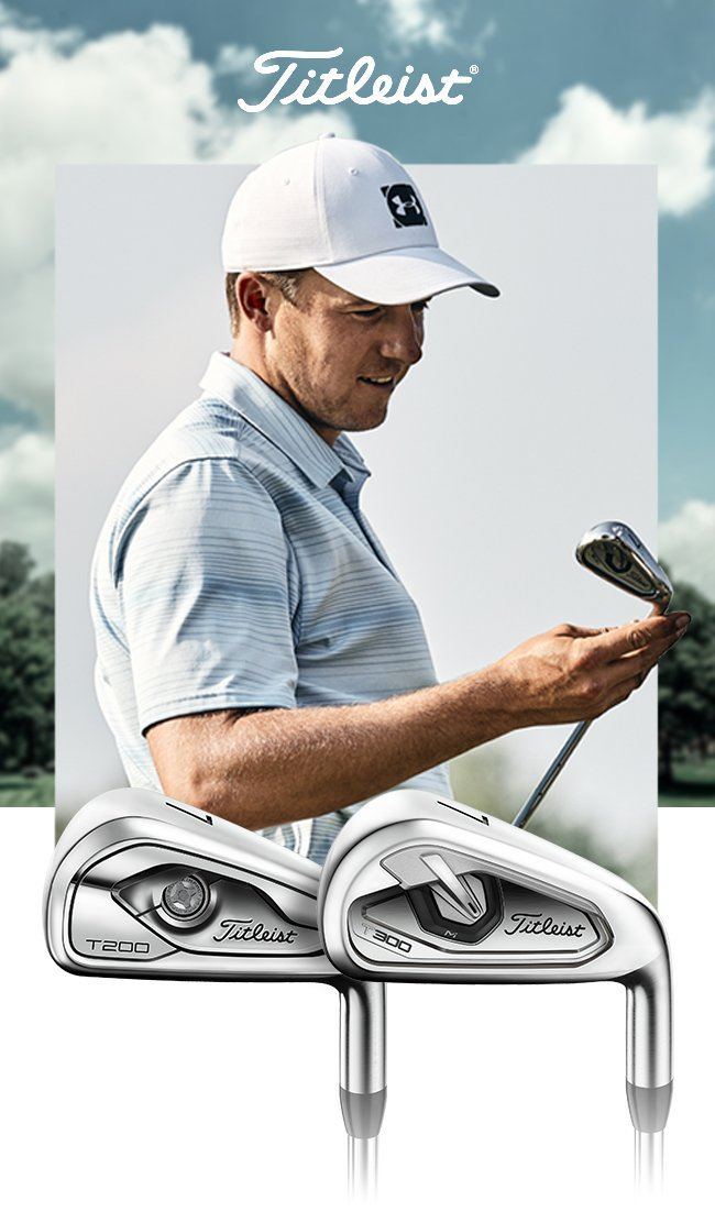 NEW Titleist T100 , T200 and T300 irons - Unleashing SOON!