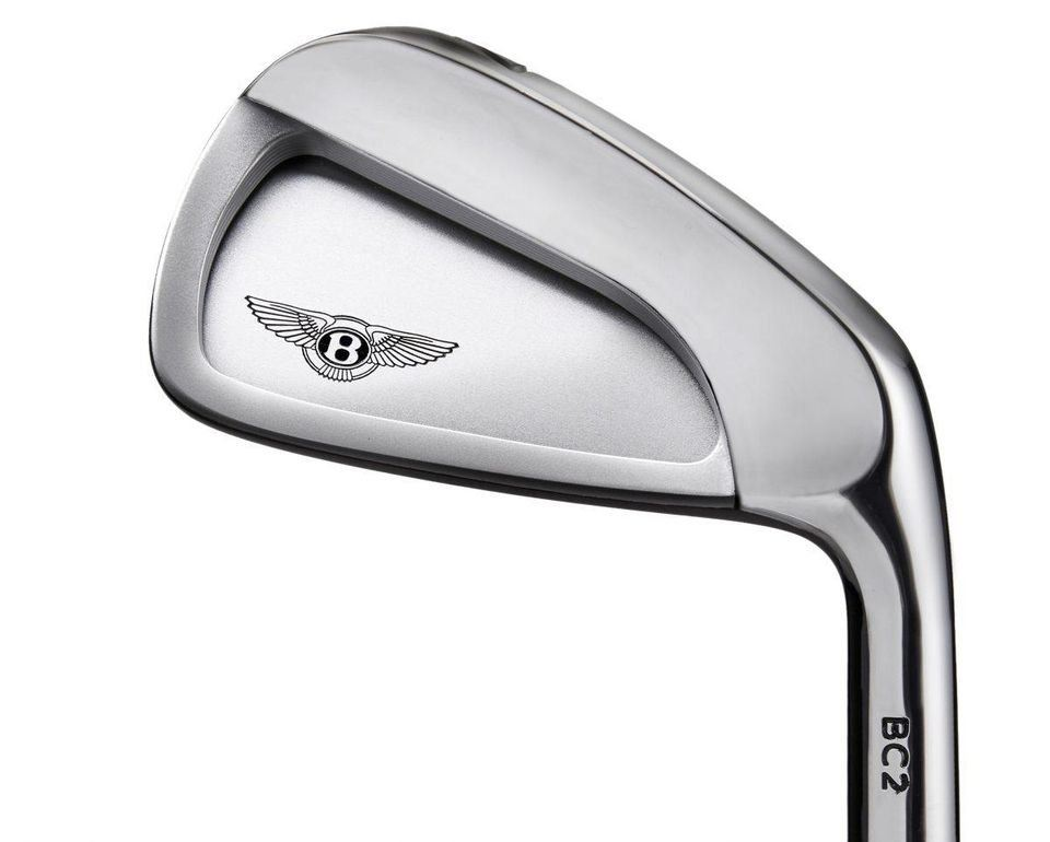Bentley Golf Releases New Set Of Cavity Irons at RM15,500