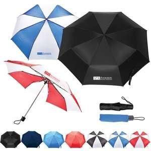 Custom Umbrellas with Corporate Logo
