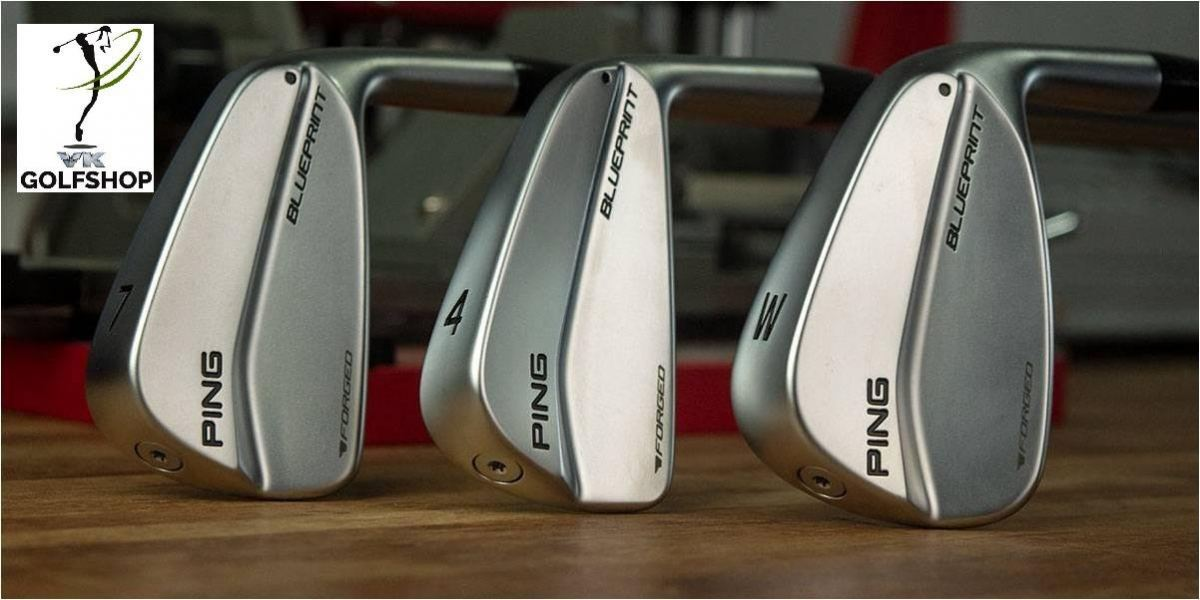 PING BLUEPRINT IRONS UNLEASHED with the Tactical Edge!