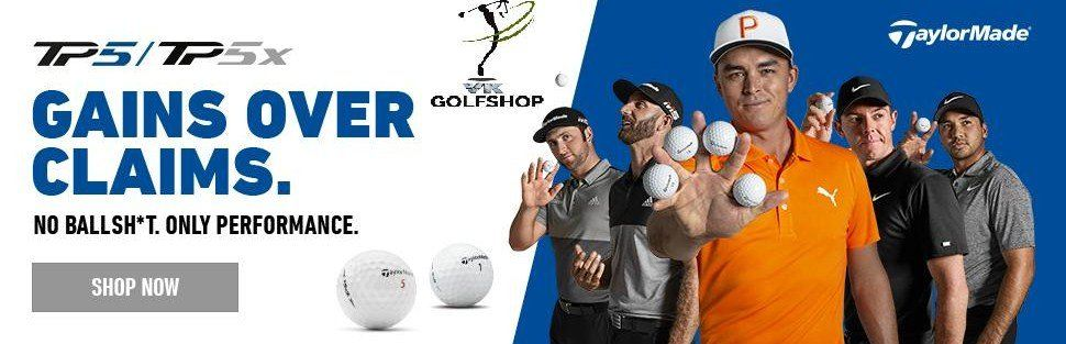 Buy the Best Balls Tp5 or Tp5X at the Best Golf Store in KL - VK's!