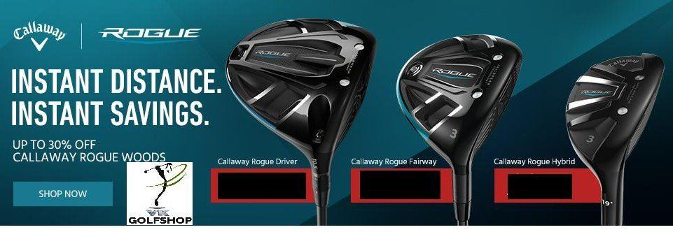 Massive Stock Clearance at VKGolf - All ROGUE must be ROGUED!