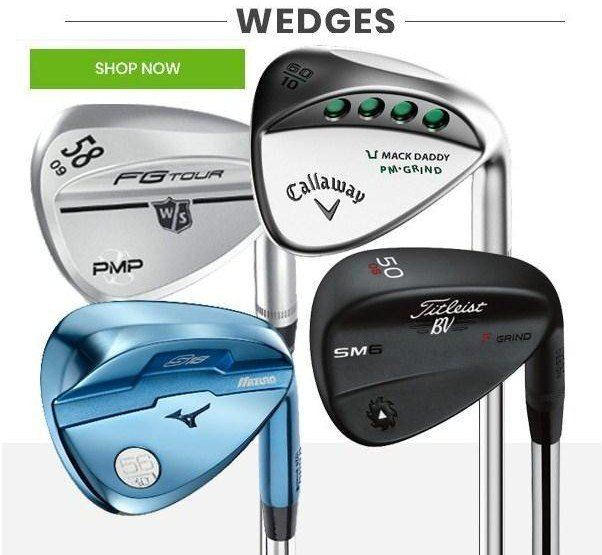 Wedges that are AWESOME at the Awesome Golf Store!