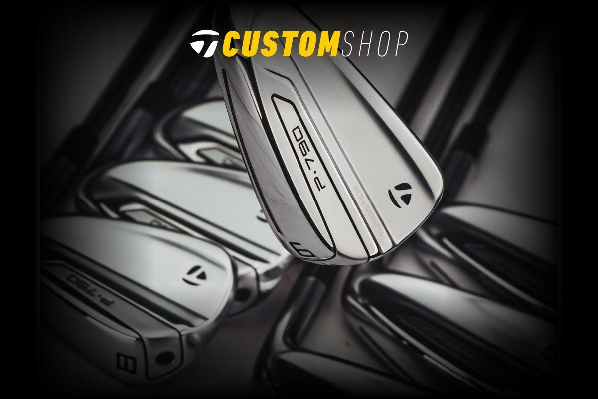 YOUR IRONS, YOUR SPECS Build a set of the all-new P790s to fit your game.