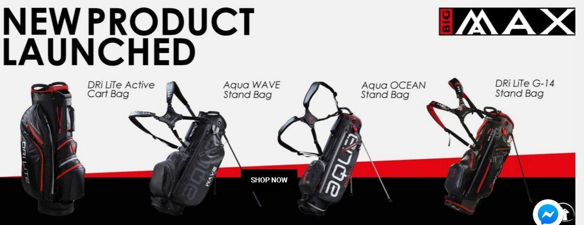 Massive Stock Clearance on all MAX Bags!