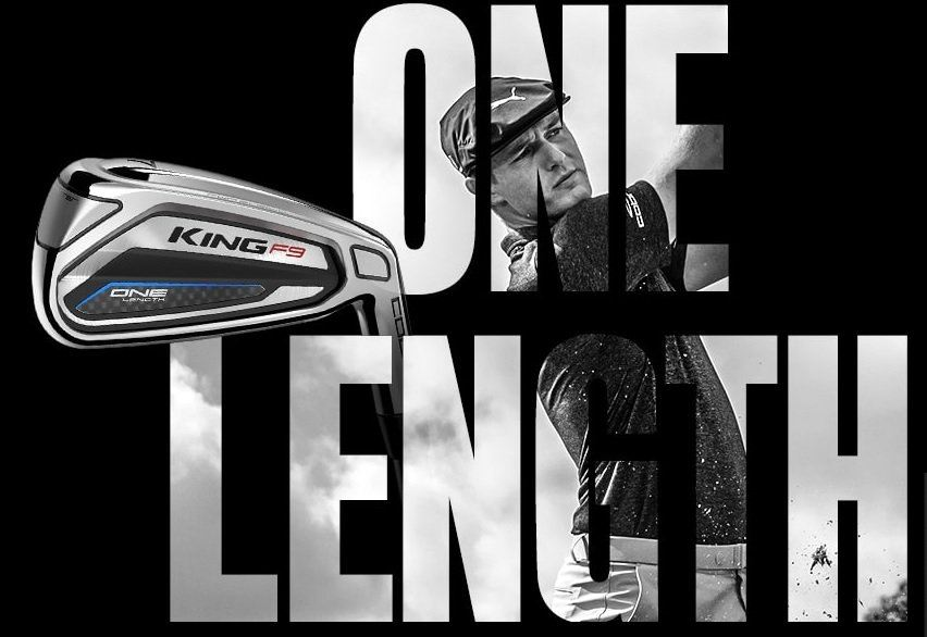 Cobra F9 Irons Steel and Graphite Less 40% off Retail for Limited Period at VK Golf!