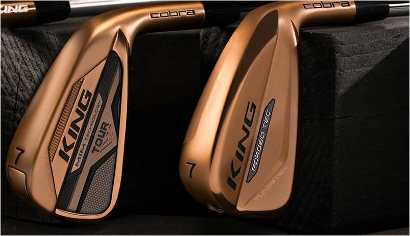 The Waited MOMENT are here , Get the Copper Limited Release Irons from us at VK's!!!