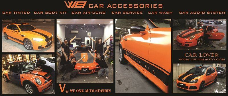 V at we one auto station