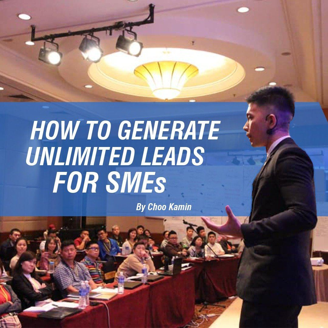 How to Generate Unlimited Leads