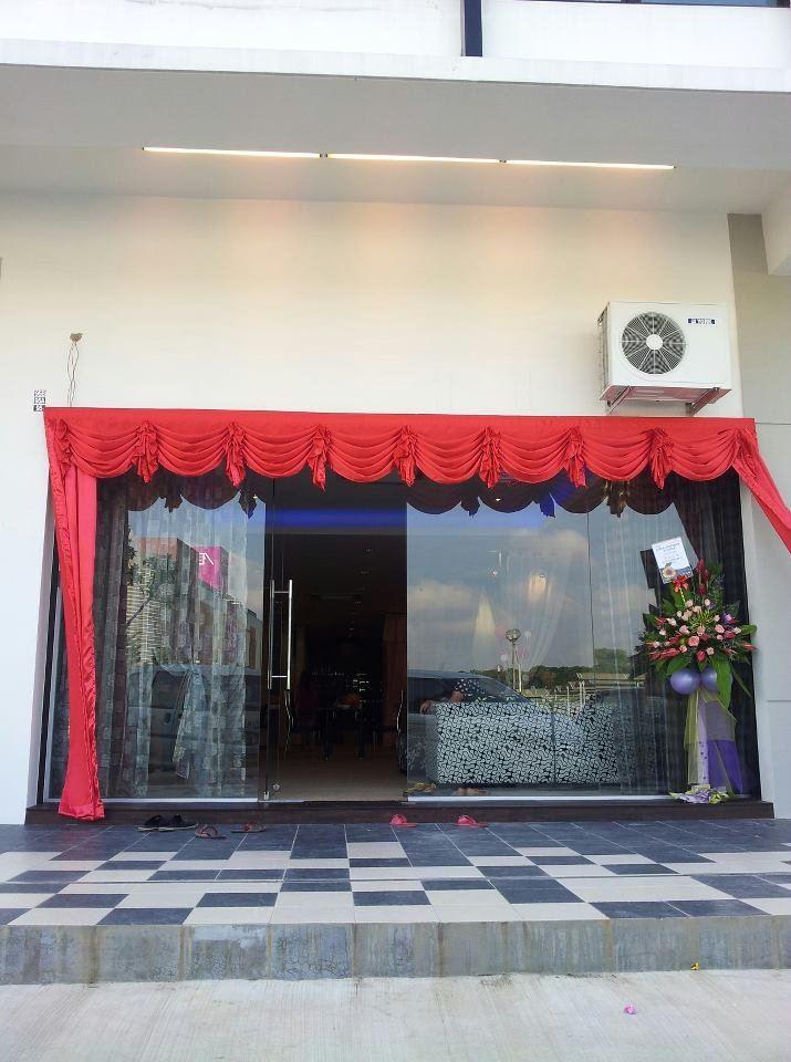 new branch @ bukit indah