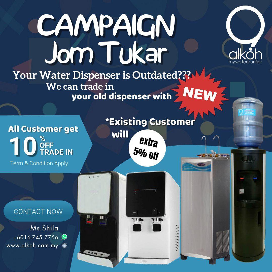 Campaign Jom Tukar
