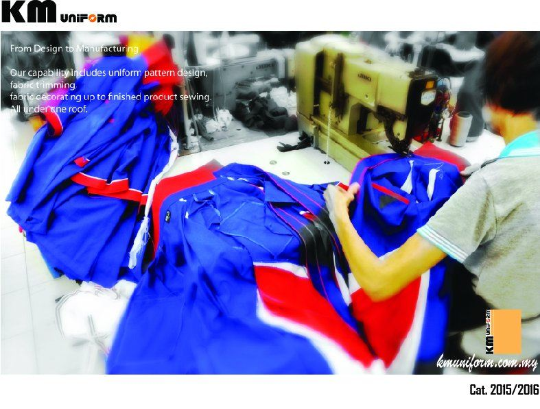 Uniform Supplier in Johor Bahru