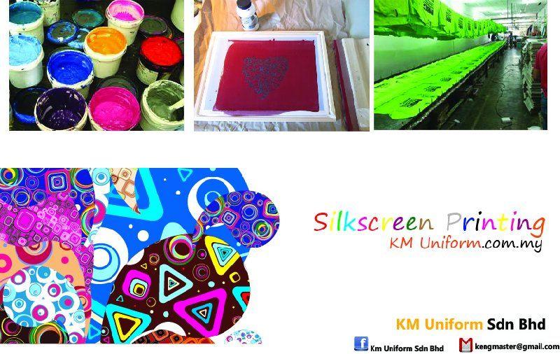 Silkscreen Printing Services