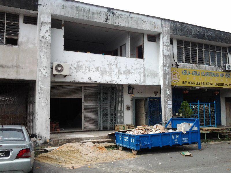 KM Uniform New Factory In Progress