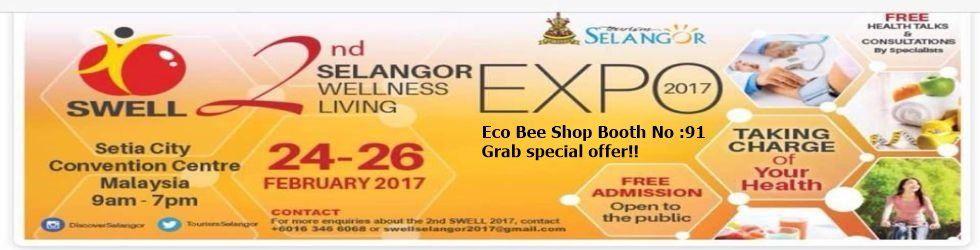 ECO BEE SHOP @ SELANGOR WELLNESS LIVING (SWELL)