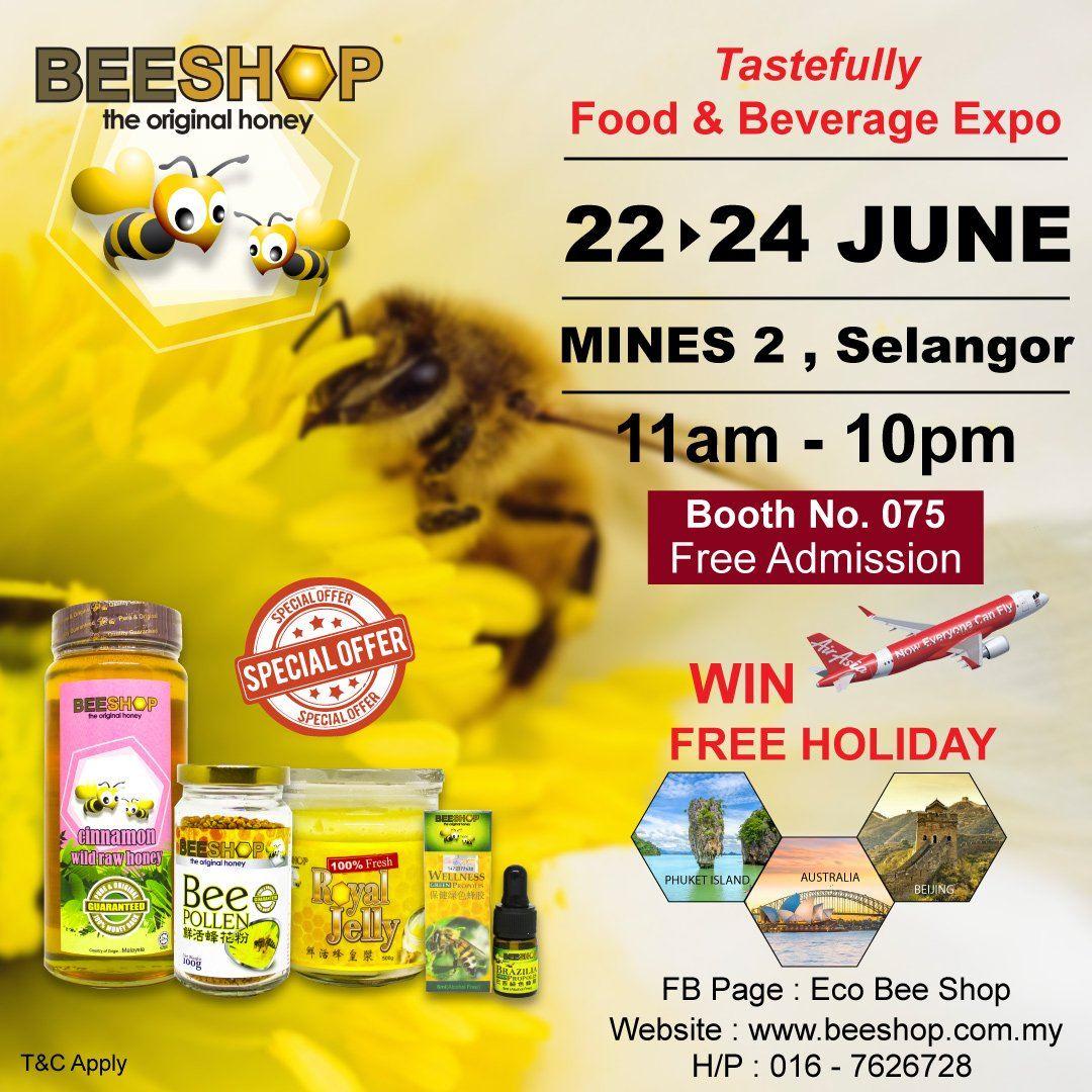 Eco Bee Shop @ Tastefully , Selangor