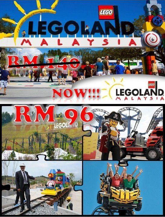 Legoland Promotion