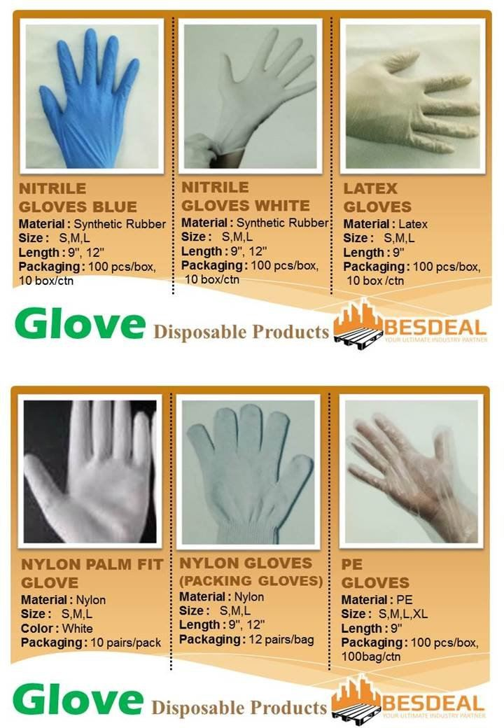 Disposable Product Gloves Sales Now!!