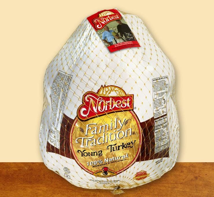 US Norbest Turkey 3.5kg to 4.5kg Available! Pre order now!