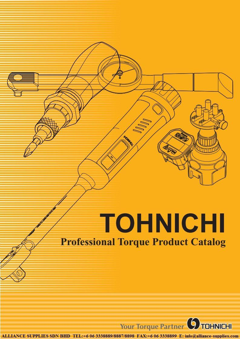 TOHNICHI Professional Torque Products