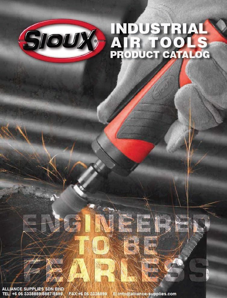 SIOUX AIR TOOLS - AMERICAN MADE SINCE 1914