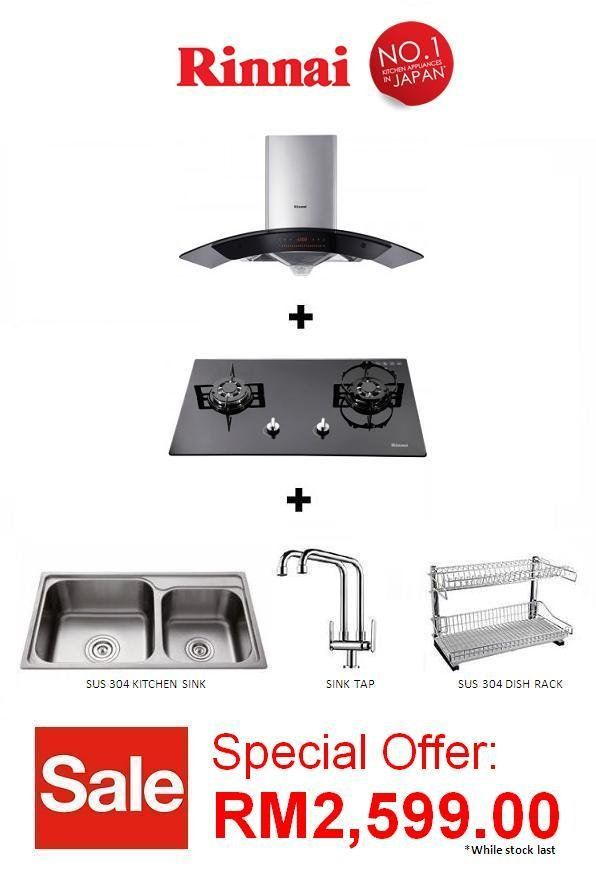 Southern Homebase Rinnai Package Promotion