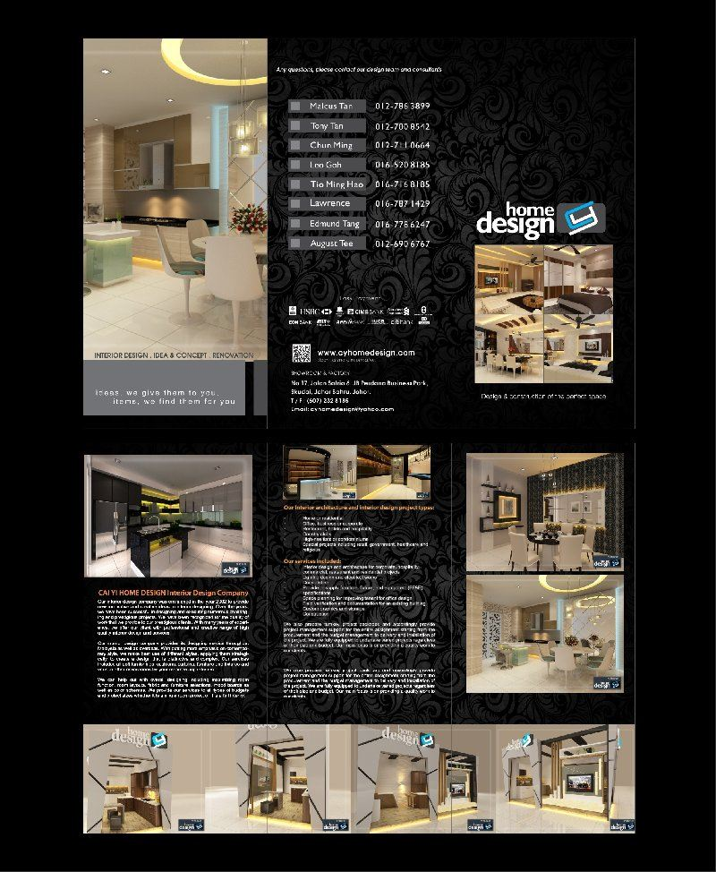 CaiYi Home Fair 2013 at Persada Johor International Convention Centre 05/04/2013-07/04/2013