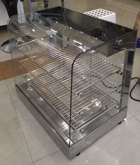Berjaya Food Warmer Display (Used) To Let Go 二手保温炉出让