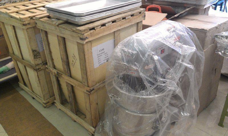 Orimas Universal Flour Mixer For Sale (Ready Stock) / Orimas Penguli Tepung Untuk Jual CNY