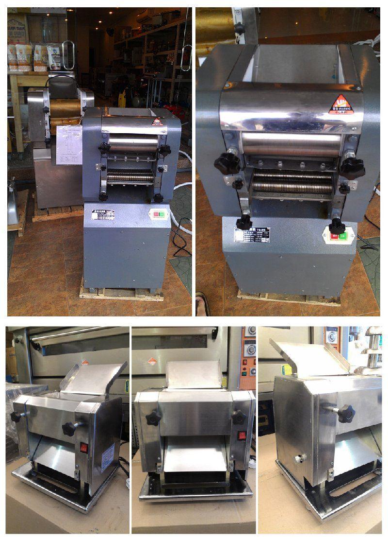 制面机 ; Mesin Mee ; Noodle and Pasta Machine