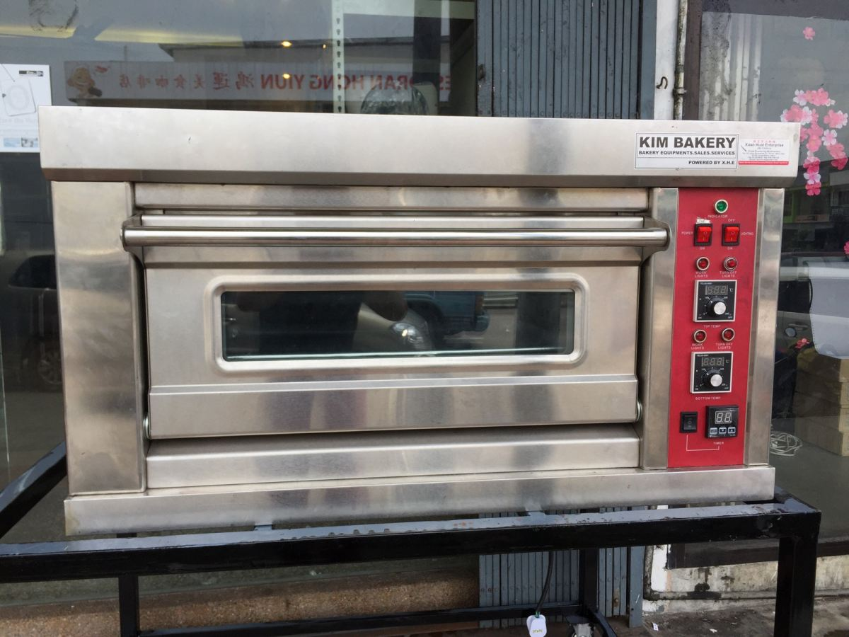 Display Unit Gas Oven 1D1T Rm 1600