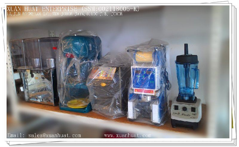 Beverage Equipments - Juice Dispenser,Ice Blender, Ice Shaver,Glucose Machine,Cup Sealer ÀäË®»ú£¬·â¿